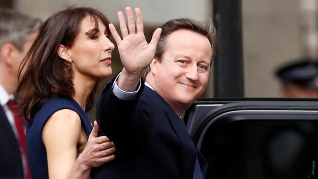 Hemeroteca: David Cameron renuncia a su escaño de diputado en el Parlamento   Autor del artículo: Finanzas.com