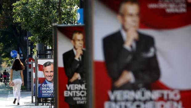 Hemeroteca: Austria aplaza la repetición de las elecciones presidenciales   Autor del artículo: Finanzas.com