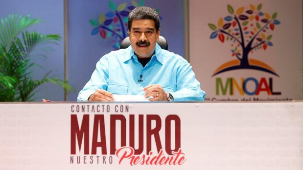 La oposición venezolana confirma dos reuniones con el Gobierno de Maduro