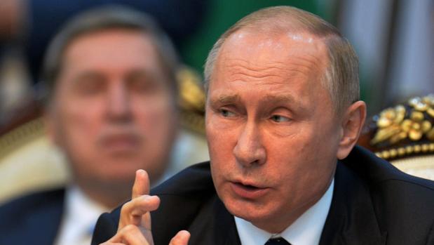 La cruzada de Putin contra la pornografía