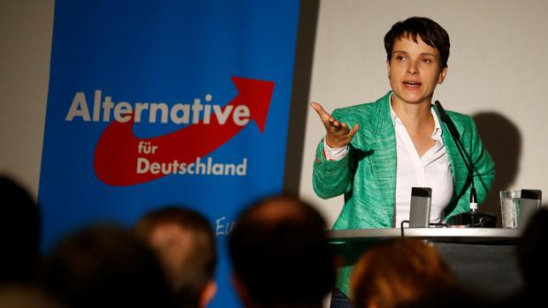 Incendian el coche de la líder del partido ultraderechista alemán AfD