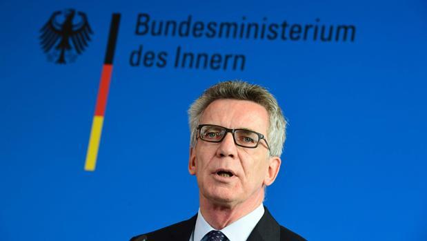 El ministro del interior alem n cree insuficiente que los for Nombre del ministro de interior