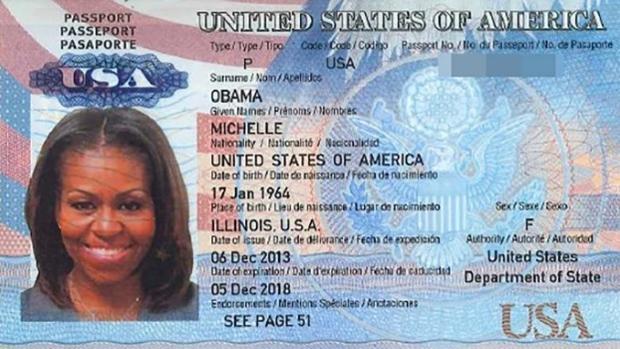 american passport last page - photo #32