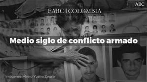 Así se ha llegado a la paz en Colombia: fin a medio siglo de conflicto armado, en un minuto