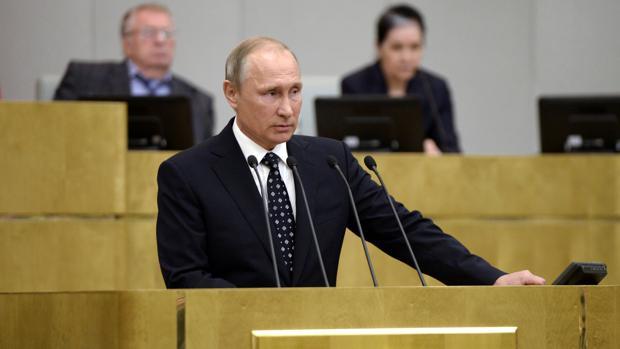 Hemeroteca: Putin reivindica el papel de Rusia como potencia con su provocación   Autor del artículo: Finanzas.com