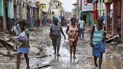 El balance de muertos en Haití se eleva a 820 tras el paso del huracán