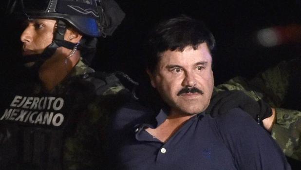 Con «El Chapo» Guzman detenido el mapa del narcotráfico en México está cambiando