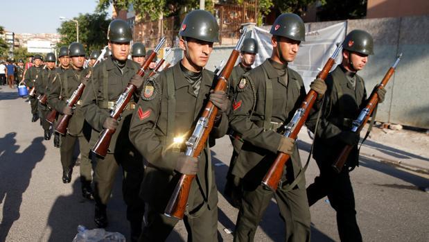 Las purgas en el Ejército turco alcanzan a personal destinado en la OTAN