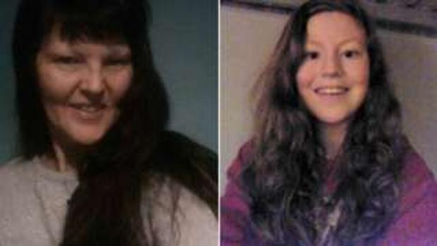 Las dos víctimas del asesinato perpetrado el pasado mes de abril