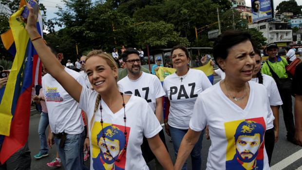 Venezuela: Voluntad Popular advierte que la liberación de Leopoldo López es una condición para el diálogo con Maduro