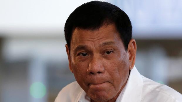 La nueva lista de la droga de Duterte