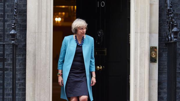 May escribió un artículo en 2007 que desdice su estrategia actual en el Brexit
