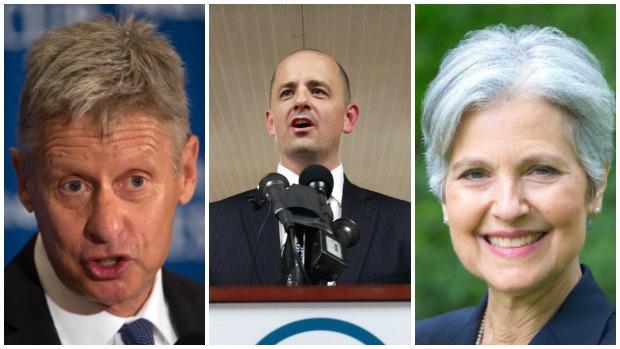 Los desconocidos candidatos a la Casa Blanca