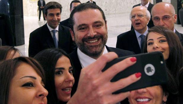 Saad Hariri es nombrado por segunda vez primer ministro del Líbano