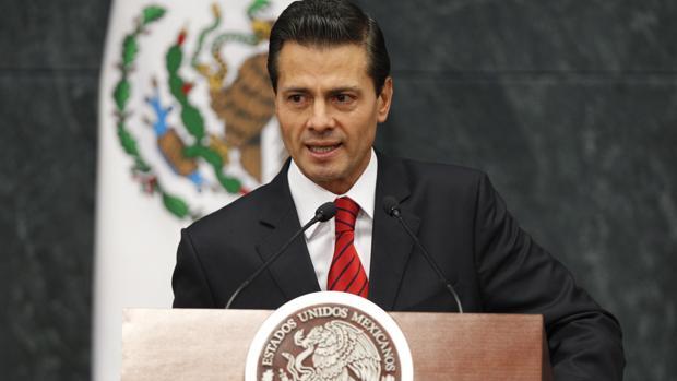 Peña Nieto busca en Trump a «un amigo y aliado» y pide diálogo