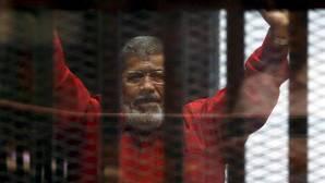 Un tribunal egipcio anula la condena a muerte del expresidente islamista Mohamed Mursi
