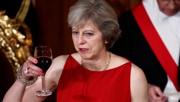 Un informe filtrado revela que May carece de estrategia para el Brexit