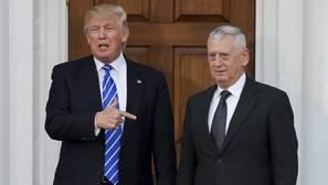 El general Mattis, experto en Irak y Afganistán, favorito para secretario de Defensa