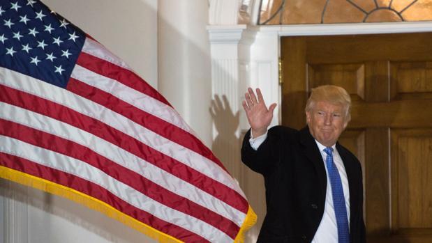 Donald Trump tomará posesión de su cargo el próximo 20 de enero