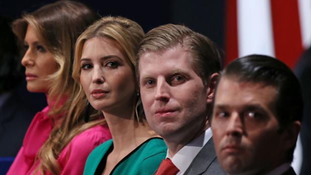 Hemeroteca: Donald Trump ultima el traspaso de su emporio empresarial a sus hijos   Autor del artículo: Finanzas.com