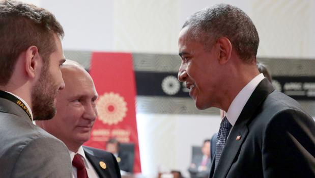 Putin pronostica una «gran diferencia» entre la campaña de Trump y su presidencia