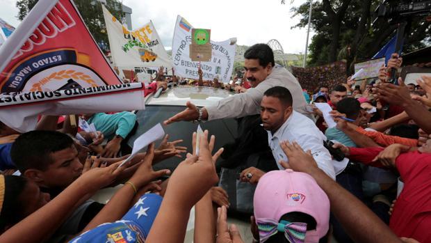 Maduro espera «las mejores relaciones de respeto» con EE.UU. bajo el mandato de Trump
