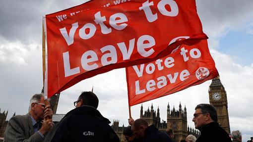 Campaña por la salida de la UE en el Reino Unido