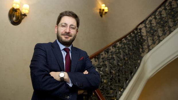 El español Manuel Muñiz, director del Programa de Relaciones Trasatlánticas de Harvard
