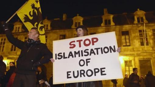 Manifestación en Alemania