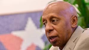 El opositor cubano Guillermo Fariñas, galardonado con el premio Sajarov