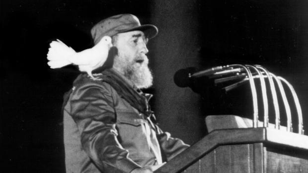 Castro, en uno de sus momentos más recordados
