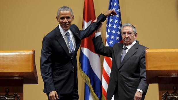 La Casa Blanca advierte a Trump que «no es tan fácil» romper con Cuba
