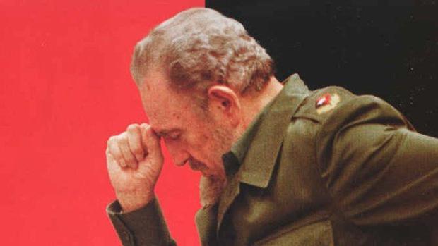Fidel Castro, en el cártel del documental que Oliver Stone hizo sobre él