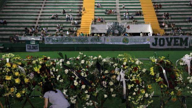 Uno de los superviviente del accidente aéreo de Colombia recibe el alta