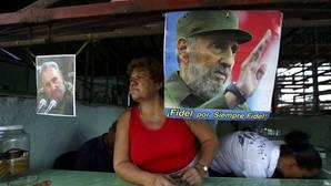 Haciendo cola en La Habana para comer