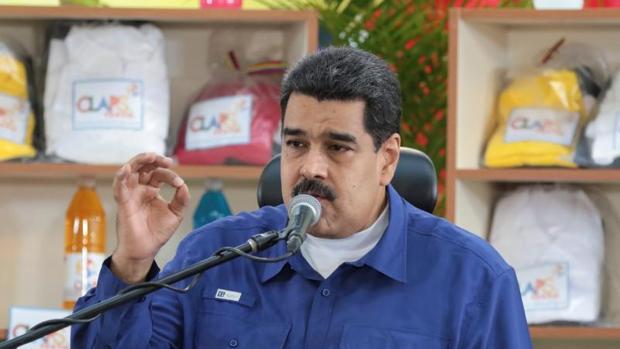 La oposición venezola propone un referéndum popular para sacar a Maduro del poder