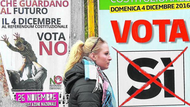 El referéndum de Renzi amenaza la estabilidad de Italia