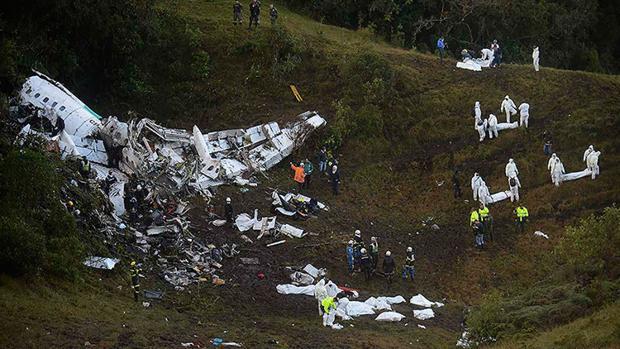 La controladora aérea boliviana investigada por el vuelo del Chapecoense pide refugio en Brasil