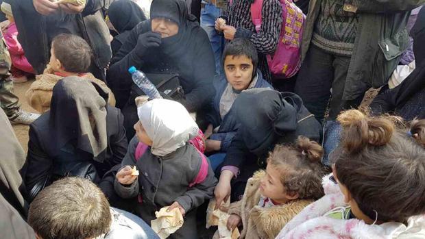 Más de 150.000 civiles viven bajo la amenaza de ser «exterminados» en Alepo