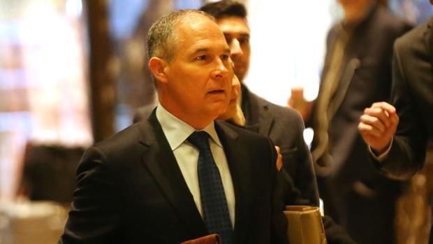 Trump nombra a un negacionista del cambio climático al frente de la Agencia de Protección Ambiental
