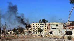 El Gobierno de Siria envía refuerzos para defender Palmira del contraataque del Daesh