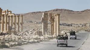 Daesh reconquista Palmira y fuerza una desbandada rusa