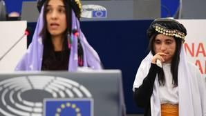 Nadia Murad y Lamiya Aji Bashar, ganadoras del Premio Sájarov 2016