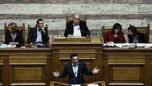 Alexis Tsipras, primer ministro de Grecia
