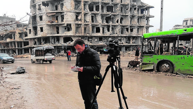 Me duele Siria, me duele Alepo