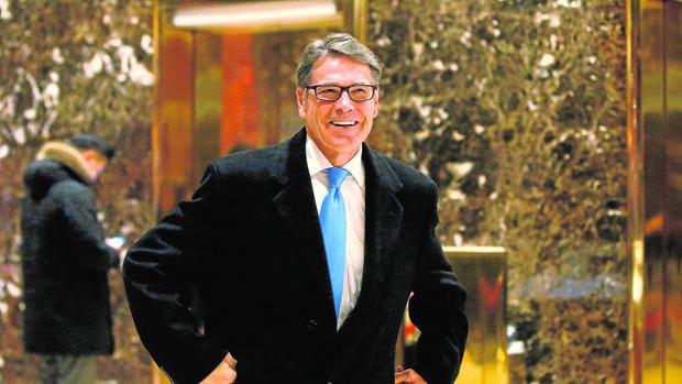 Rick Perry, tras reunirse con Donald Trump
