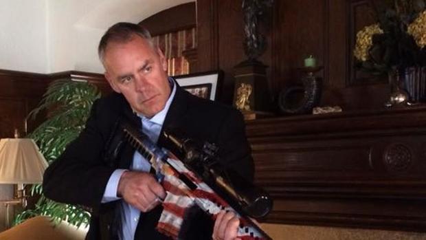 Zinke, un cazador de Montana para comandar los recursos naturales de EE.UU.