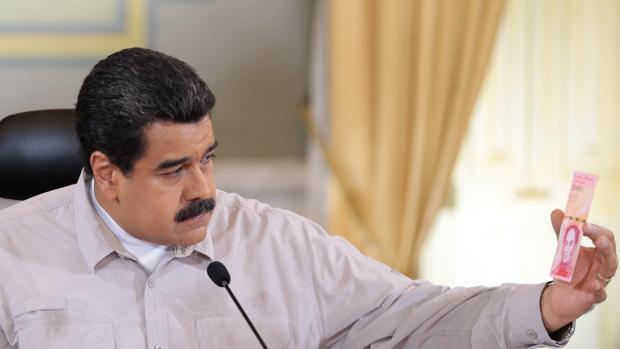 Maduro asegura que Macri mandó agredir a la canciller venezolana y le llama «cobarde»