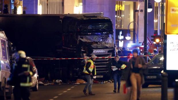 Alemania reconoce que los hechos apuntan a un ataque intencionado
