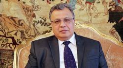 Andrey Karlov, embajador de Rusia en Turquía